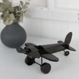 Fly 23x20x10 cm - antikbrun , hemmetshjarta.dk