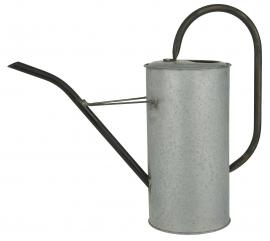 Vandkande 2,7 liter zink / sort , hemmetshjarta.dk