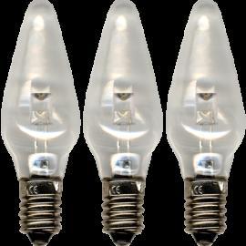 Reservepære 3-pack Universal LED , hemmetshjarta.dk