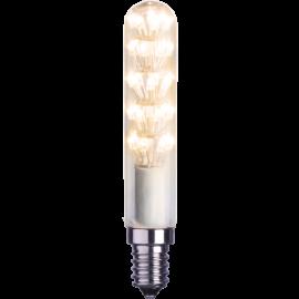 LED-Pære E14 Decoline T20 , hemmetshjarta.dk