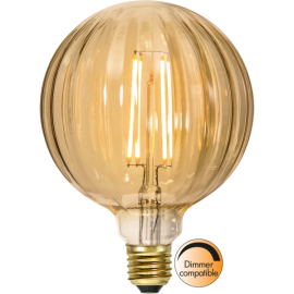 LED-Pære E27 Decoled G125 Dim , hemmetshjarta.dk