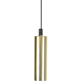Lamphållar E27 Glans Messing 3,5m , hemmetshjarta.dk