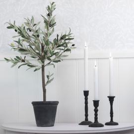 Kunstig Oliven 60 cm , hemmetshjarta.dk