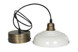 Lampe Nemo Shell 20x11cm , hemmetshjarta.dk
